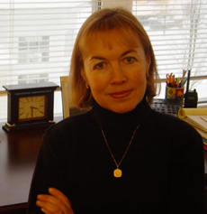Elena Kolesnikova is president and founder of the Russian Connection Unlimited (RCU)